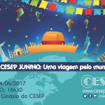 Arte CESEP - Redes Sociais